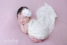 Girl Gifts :: Headbands and Hair Bows! / Handmade Headbands for Big, Little, Toddler, Baby and Newborn Girls and their Moms / by Christy Noelle | Noelle Grace Designs
