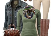 Style - fall and winter / Stylin in the fall and winter season / by Cecyle