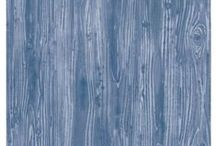 """MEET  WOODGRAIN / Meet Tempaper Textured Woodgrain print. Available in 2 colors: Pewter + Indigo.   Go with the grain and reclaim your space with this natural textured surface.  Tempaper is temporary and removable wallpaper sold as 1 double roll of 20.5 in. x 11 yds. = 56.37 sq. ft.  WOODGRAIN Repeat is 24"""""""