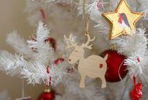 Christmas / Christmas decorating ideas by Teodora Paintings.