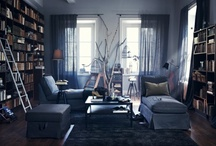Interiors Inspiration / Eclectic + New Trad. Relatively achievable interior design with a side of DIY.