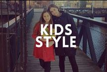 KID sized style / Children's clothing and fashion.