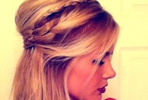 Hair Hair Hair / Hair color, cut and styling ideas! / by Sarah Packard