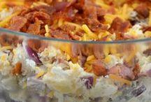 Yummy Food and Recipes / by Jenna Rajewski