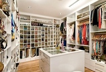 Organized Closet / Creatively organized closets and the tools to organize them. / by StacksandStacks ClutterControlFreak