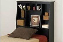 Organized Dorm Room / by StacksandStacks ClutterControlFreak