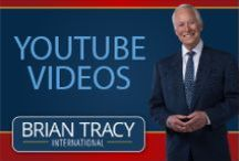 Brian Tracy YouTube Videos / Brian Tracy is the most listened to audio author on personal and business success in the world today. His fast-moving talks and seminars on goal setting, leadership, sales, managerial effectiveness and business strategy are loaded with powerful, proven ideas and strategies that you can immediately apply to change your life.  To view more Youtube videos from Brian Tracy, please follow this link: http://www.youtube.com/user/BrianTracySpeaker