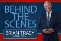 Behind the Scenes at Brian Tracy International / Discover Brian's proven techniques and strategies for greater success in sales, time management, self-development, personal wealth, business, leadership, and more! Please visit the Brian Tracy International homepage at www.BrianTracy.com/Pinterest