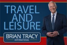 Travel and Leisure / Brian Tracy has traveled and worked in over 80 countries on six continents, and speaks four languages. Brian has conducted seminars, trainings, and speeches all over the world, and is an avid world traveler. To read more about Brian's inspirational journey, please follow this link: http://budurl.com/manymiles