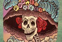 Dia de los Muertos / by Teri Barthelmes