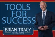 BT Approved Tools For Success / Brian Tracy is chairman and CEO of Brian Tracy International, a company specializing in the training and development of individuals. His blog posts on goal setting, leadership, sales, managerial effectiveness and business strategy are loaded with powerful, proven ideas and strategies that you can immediately apply to change your life. To learn more about Brian Tracy, please follow this link: http://budurl.com/bthome