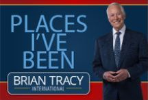 Places I've Been / Brian Tracy is chairman and CEO of Brian Tracy International, a company specializing in the training and development of individuals. His blog posts on goal setting, leadership, sales, managerial effectiveness and business strategy are loaded with powerful, proven ideas and strategies that you can immediately apply to change your life. To learn more about Brian Tracy, please follow this link: http://budurl.com/bthome