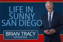 Life in Sunny San Diego / Brian Tracy is chairman and CEO of Brian Tracy International, a company specializing in the training and development of individuals. His blog posts on goal setting, leadership, sales, managerial effectiveness and business strategy are loaded with powerful, proven ideas and strategies that you can immediately apply to change your life. To learn more about Brian Tracy, please follow this link: http://budurl.com/bthome
