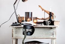 homestyle [workspace]. / look good doing what you do. / by Hunter Niland Mills