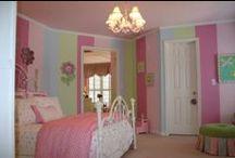 Girl's room / by Lisa Paul