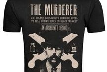 Men's Apparel / The perfect apparel for the devilishly debonair. / by Se7en Deadly