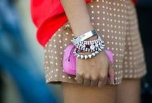 Accessorize! / Every lady deserves a good collection of accessories. Stand out from the crowd.