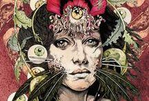 Eye Candy. / artists & visuals i love.
