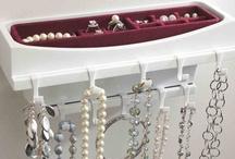 Organized Jewelry / by StacksandStacks ClutterControlFreak