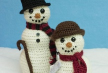 Nattypat Crochet Holiday Patterns / Bring cheer to your holiday celebrations with a gift made from a Nattypat Holiday crochet pattern. Whether nestled by the fireplace sipping eggnog at Christmas, sitting with your sweetie on Valentine's Day or searching for the elusive Easter Bunny, there's a holiday pattern for every occasion.