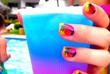 Fancy Nails / by Sarah Packard