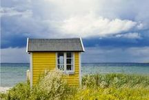 Summer houses* / by Helena Bengtsson