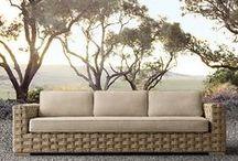 outdoor furniture + accessories