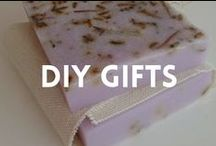 DIY GIFT ideas / Lots of DIY gift ideas to make your friends and family.