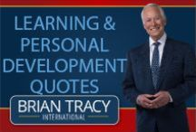Quotes About Learning and Personal Development / Great tips that have been collected for you to be inspired to maintain personal development!