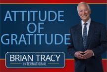 Attitude Of Gratitude / An attitude of gratitude causes you to be more sensitive and aware of people around you. The more gratitude you have, the more gratitude you express, the better and more positive your personality is, the higher your self-esteem becomes, the more popular and liked you are by all the people around you.
