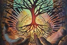 Tree of Life Art / Tree of Life art. / by Susan Hensley