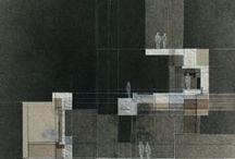 Architektur - Zeichnung / by HWCA