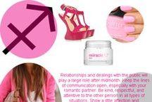 Beauty Horoscope 2013 / Beauty Horoscope from Miracle 10 for 2013.