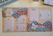 """Scrapbooking """"How To"""" Guides / Step by step guides teaching you how to scrapbook/papercrafting."""