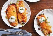 Recipes: South of the Border / Southwestern and Mexican style or inspired recipes