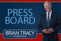 Brian Tracy Press Board / Articles and Blogs that feature Brian Tracy.