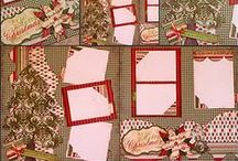 Christmas Layouts, Cards, & Projects / We LOVE Christmas! Here is the place to check out some of our favorite Christmas Layouts, Cards, & Projects using Kiwi Lane Designer Templates.