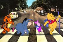 """TTFN / My Winnie the Pooh board is named after Tigger's farewell. It stands for """"ta-ta for now."""" / by Tracy/ Cassiopia26"""