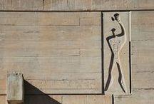 Architekt - Le Corbusier / by HWCA
