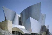 Architekt - Frank Gehry / by HWCA