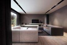 Interior - Wohnzimmer / by HWCA