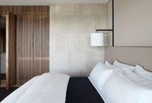 Interior - Hotel / by HWCA
