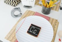 BACK TO SCHOOL | Party Inspiration