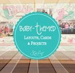 Baby-Themed Layouts, Cards & Projects / Baby-Themed Layouts, Cards & Projects is what you'll find on this Kiwi Lane Board. Baby Boy Scrapbooking Layouts, Baby Girl Scrapbooking Layouts, Baby Shower Ideas, newborn photographs and everything to cherish your bundle of joy.