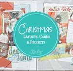 Christmas Layouts, Cards & Projects / Merry Christmas - Here is the place to check out some of our favorite Christmas Scrapbooking Layouts, Christmas Cards, & Christmas Projects using Kiwi Lane Designer Templates.
