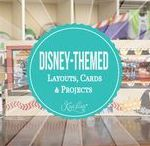 Disney-Themed Layouts, Cards & Projects / Disney-Themed Scrapbooking Layouts, Cards & Projects by Kiwi Lane Designs. Perfect for Disneyland, Disney World or even just the Disney Store.