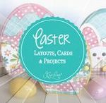 Easter Layouts, Cards & Projects / Easter Scrapbooking Layouts, Easter Cards & Easter Projects by Kiwi Lane Designs. Your place for Easter Inspiration