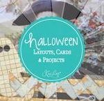 Halloween Layouts, Cards & Projects / Here's the place to check out all of Kiwi Lane's newest Halloween layouts, cards, & projects.