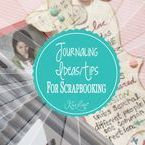 Journaling Ideas/Tips For Scrapbooking / Ever need some new ideas on how to journal on your pages? Just check out these pins to get some new ideas.