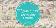 Military-Themed Layouts, Cards & Projects